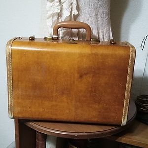 Samsonite Vintage 1940s traincase